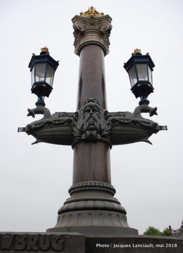Blauwbrug, Amsterdam Pays-Bas
