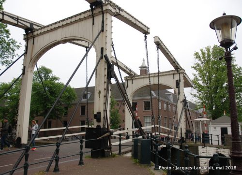 Magere Brug, Amsterdam Pays-Bas