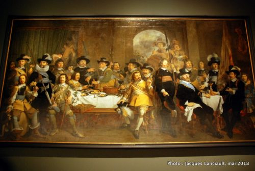 Civic Guard Banquet, Hermitage Amsterdam, Amsterdam, Pays-Bas