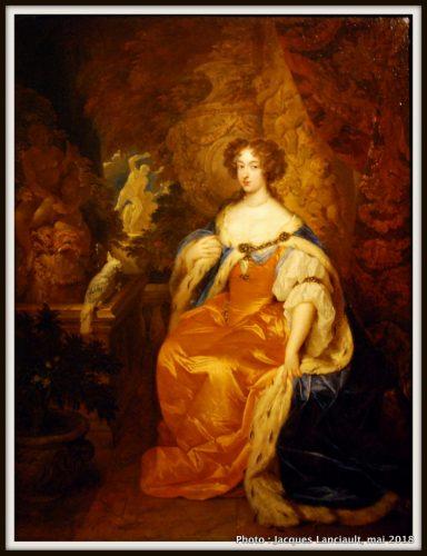 Portrait de la princesse qui allait devenir la reine Marie StuartII, Hermitage Amsterdam, Amsterdam, Pays-Bas