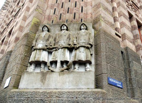 L'édifice de Bazel, Amsterdam, Pays-Bas