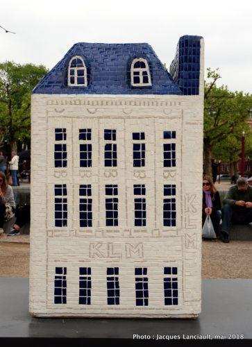 Ex-siège social de KLM, Canal House Parade, Amsterdam, Pays-Bas