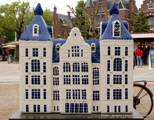 Tropenmuseum, Canal House Parade, Amsterdam, Pays-Bas