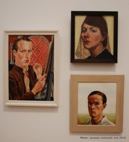 Auto-portraits, Stedelijkmuseum, Amsterdam, Pays-Bas