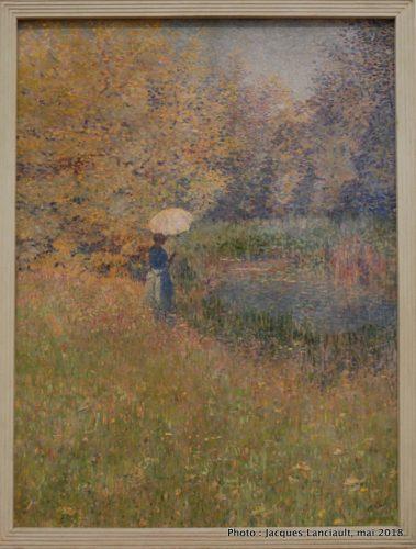 Femme dans un paysage, Stedelijkmuseum, Amsterdam, Pays-Bas