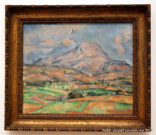 La montagne Sainte-Victoire, Stedelijkmuseum, Amsterdam, Pays-Bas