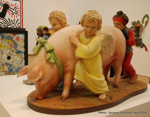 Inauguration de la banalité, Stedelijkmuseum, Amsterdam, Pays-Bas