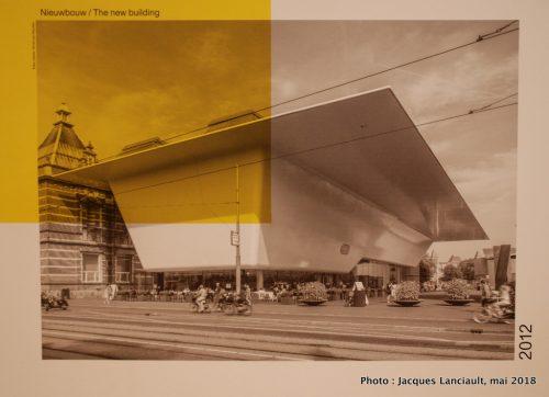 Stedelijkmuseum, Amsterdam, Pays-Bas