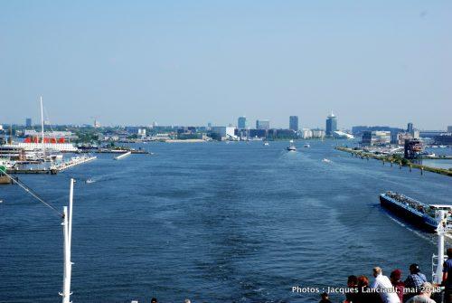 Port d'Amsterdam, Pays-Bas