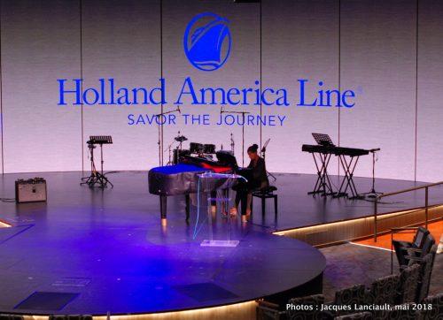 MS Koningsdam, Holland America