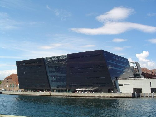 Kongelige Bibliotek, Copenhague, Danemark