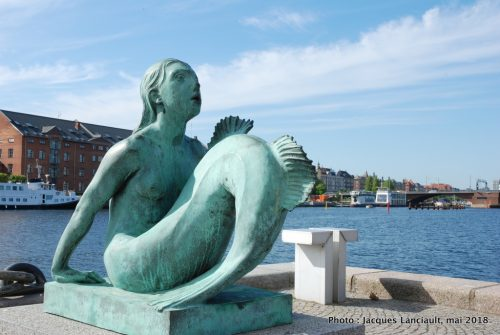 Sirène, Copenhague, Danemark