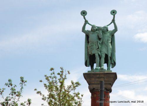 Les joueurs de lure, Copenhague, Danemark