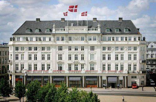 Kongens Nytorv, Copenhague, Danemark
