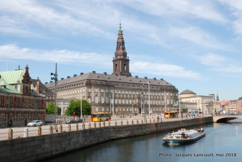 Borgen, Copenhague, Danemark