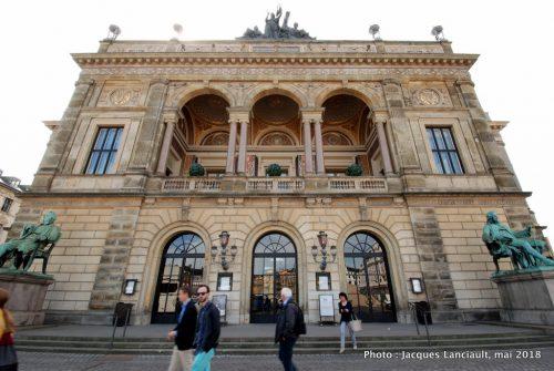 Det Kongelige Teater, Copenhague, Danemark