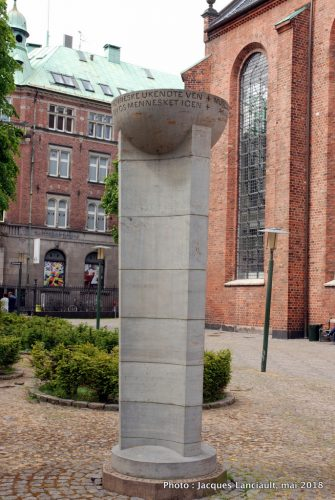 Helligåndskirken, Copenhague, Danemark