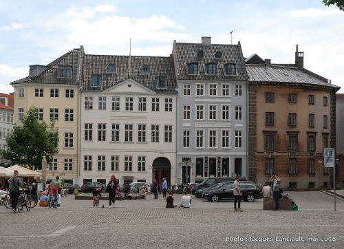 Gammeltorv, Copenhague, Danemark