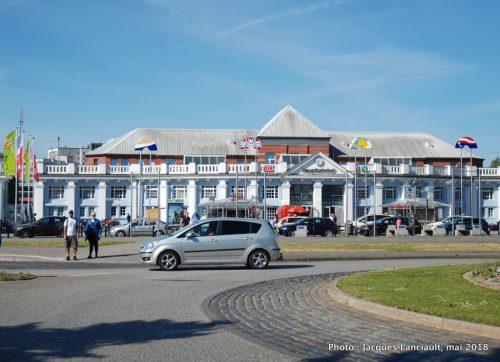 Gare de Rostock, Allemagne