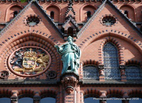Ständehaus Rostock, Rostock, Allemagne