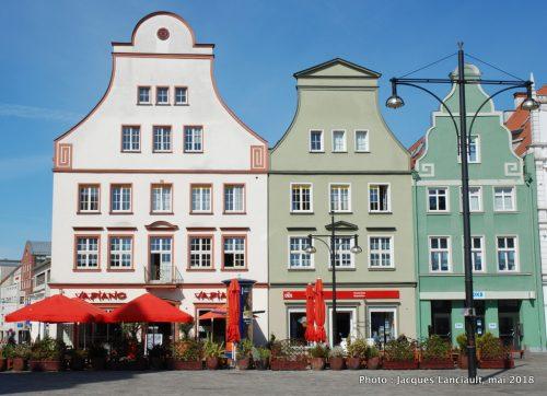 Neuer Markt, Rostock, Allemagne