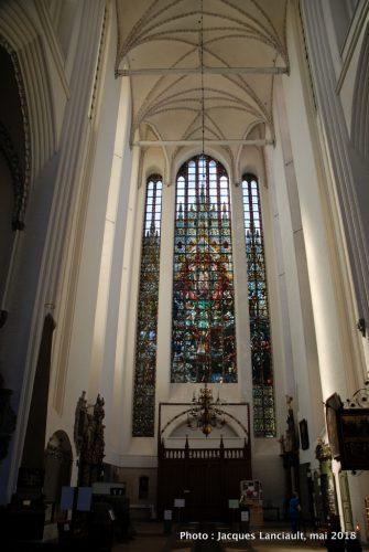 Marienkirche, Neuer Markt, Rostock, Allemagne