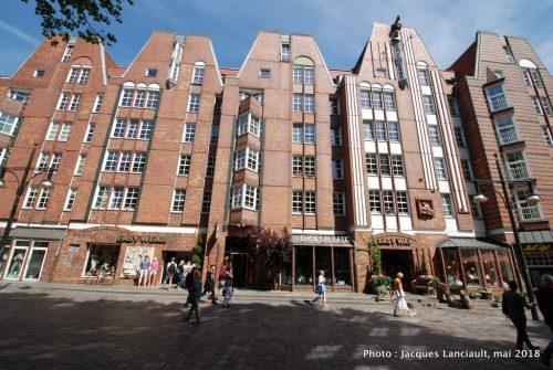 Kröpeliner Straße, Rostock, Allemagne