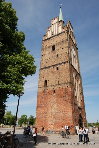 Kröpeliner Tor, Rostock, Allemagne