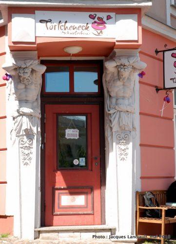 Café Törtcheneck, Rostock, Allemagne