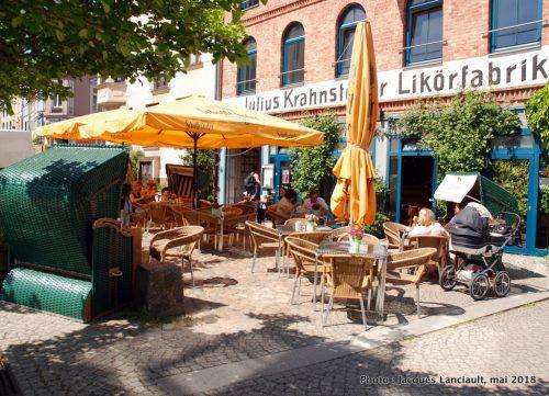 Café Likörfabrik, Rostock, Allemagne