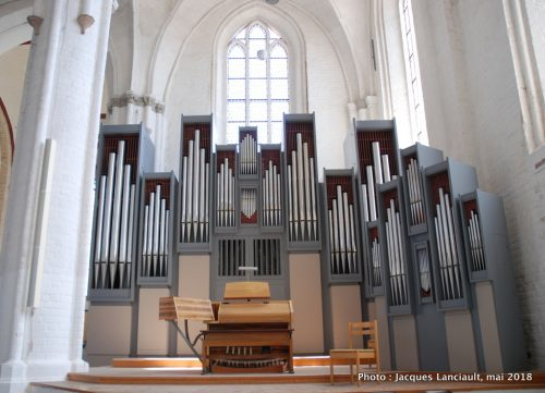 Nikolaikirche, Rostock, Allemagne