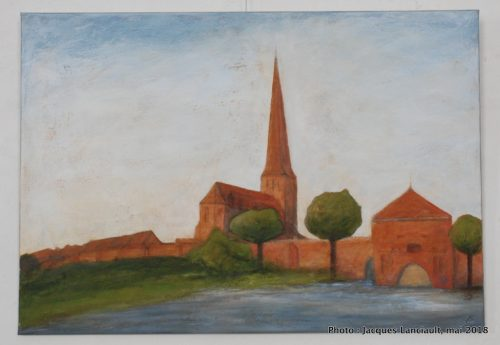 Église Saint-Pierre, Rostock, Allemagne