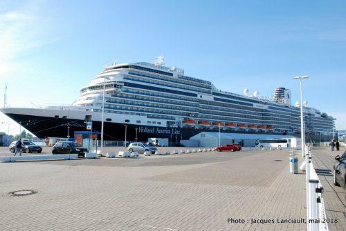 MS Koningsdam, Holland America, Warnemünde, Allemagne