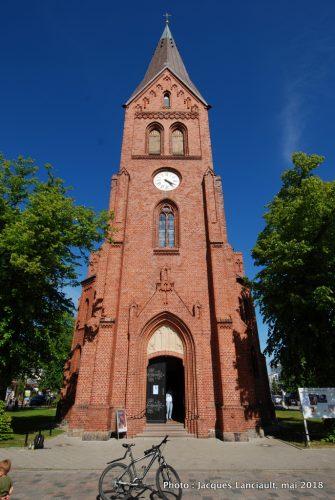 Église de Warnemünde, Allemagne