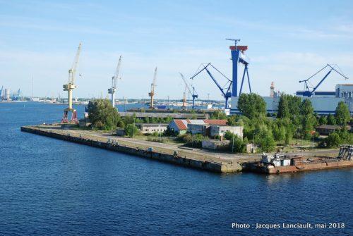 Port de Warnemünde, Allemagne