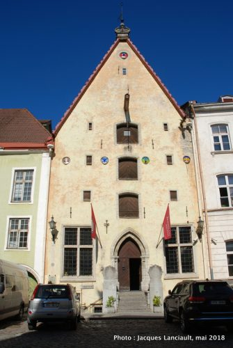 Théâtre municipal de Tallinn, Tallinn, Estonie