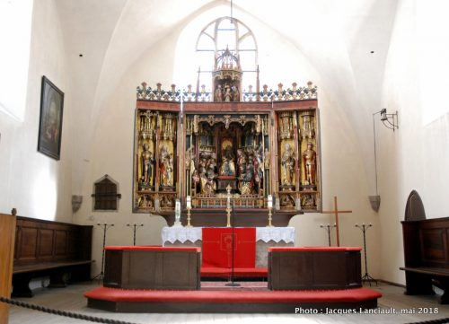 Église du Saint-Esprit, Tallinn, Estonie