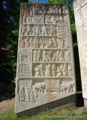 Monument à Eduard Vilde, Tallinn, Estonie