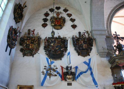 Cathédrale Sainte-Marie, Tallinn, Estonie