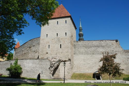 Fortifications, Tallinn, Estonie