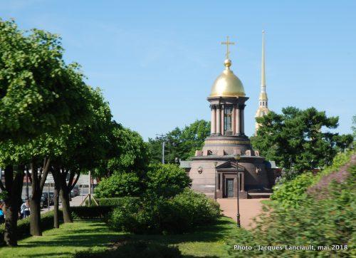Chapelle de la Trinité, Saint-Pétersbourg, Russie