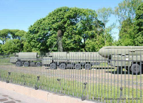 Musée d'histoire militaire de Russie, Saint-Pétersbourg, Russie
