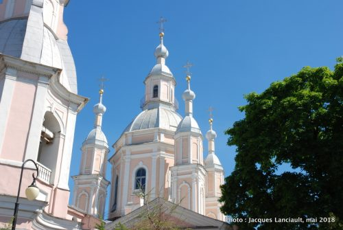 Cathédrale St-André, Saint-Pétersbourg, Russie