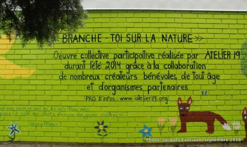 433 Branche-toi sur la nature, Atelier19, Granby, Québec