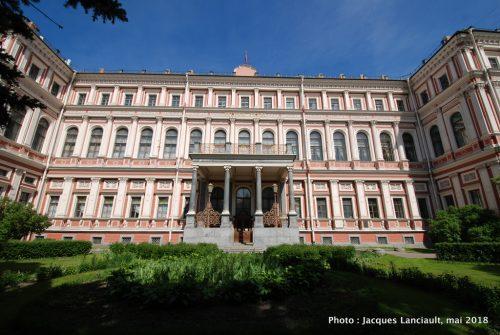 Château Saint-Michel, Saint-Pétersbourg, Russie