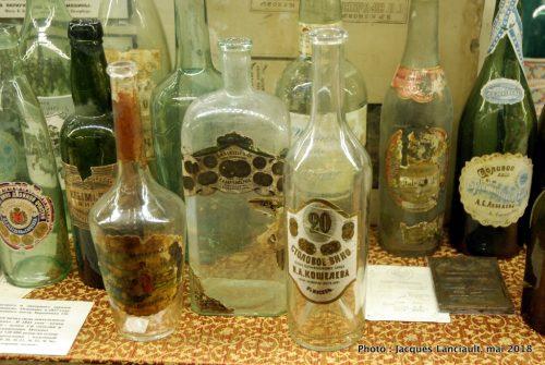 Musée russe de la vodka, Saint-Pétersbourg, Russie