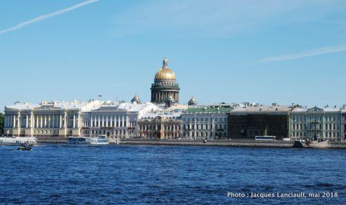 Neva, Saint-Pétersbourg, Russie