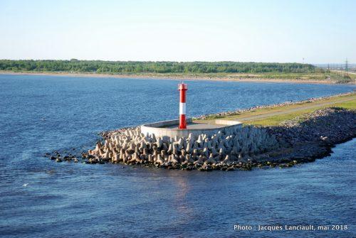 Golfe de Finlande, Saint-Pétersbourg, Russie