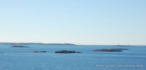 Golfe de Finlande, Helsinki, Finlande