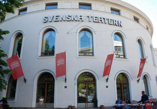 Svenska Teatern, Helsinki, Finlande